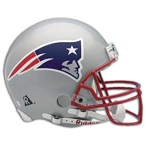 Patriots Replica Helmet