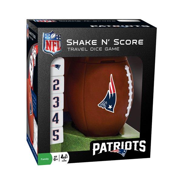 Patriots Shake N' Score Game