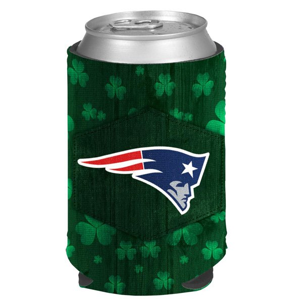 Patriots Shamrock Green Kolder Kaddy