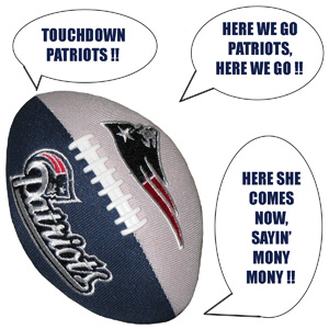 Pats Smashers Football