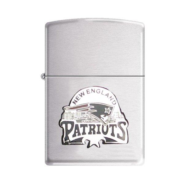 Patriots Stock Zippo Lighter