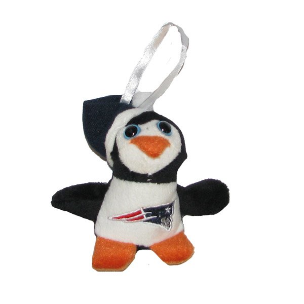 Big Eye Plush Penguin Ornament