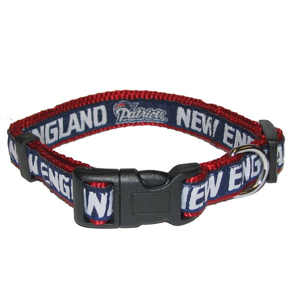 Patriots Pets First Dog Collar
