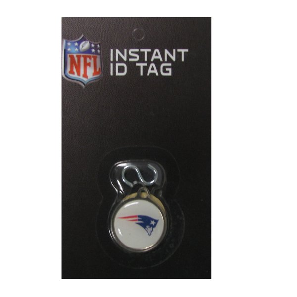 Patriots Pet Charm