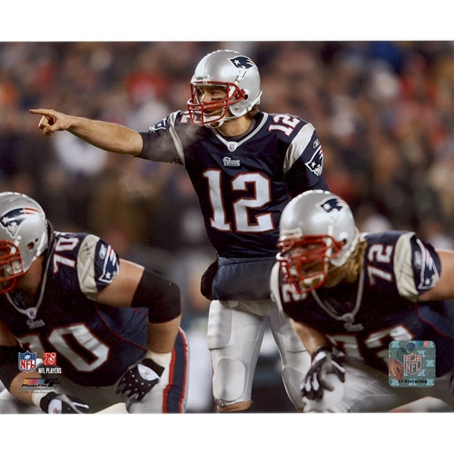 Tom Brady 8x10 Photo
