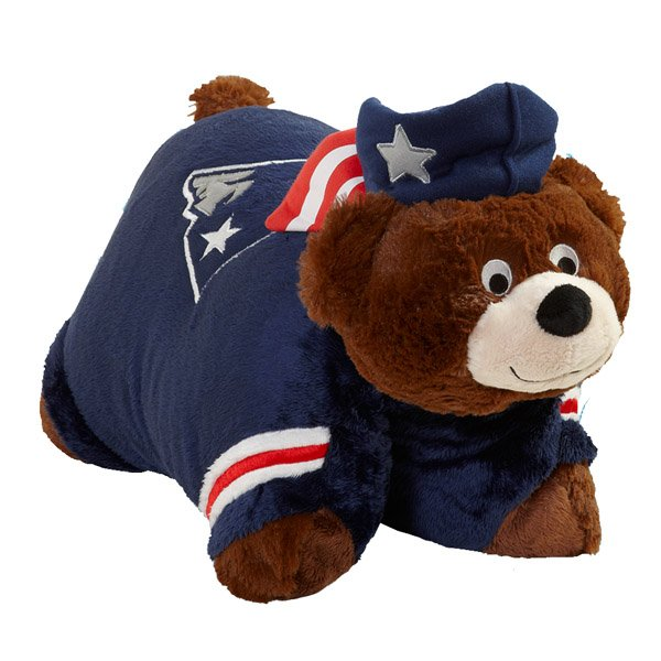 Patriots Pillow Pet Bear