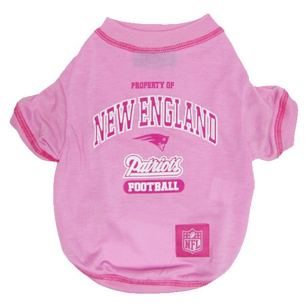 Pets First Patriots Pink Pet T-Shirt