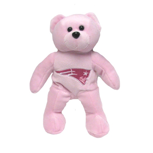 Tonal Logo Plush Pink Bear