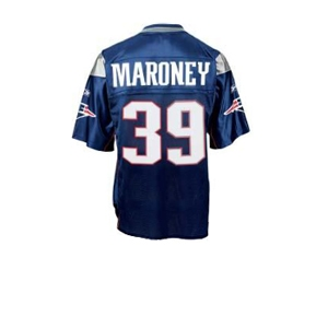 Toddler Maroney Jersey-Navy