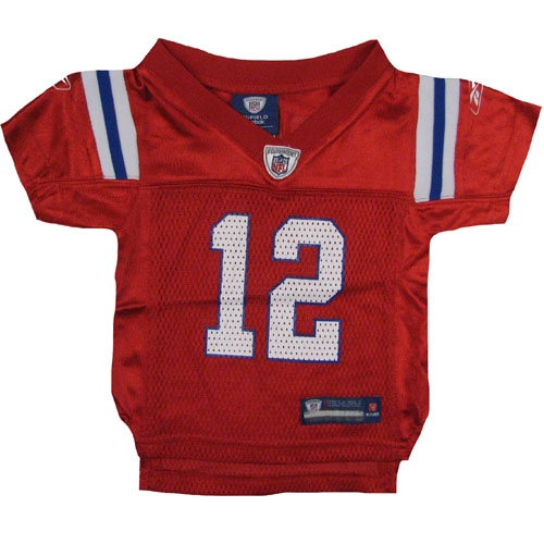 Preschool Tom Brady Throwback Jersey