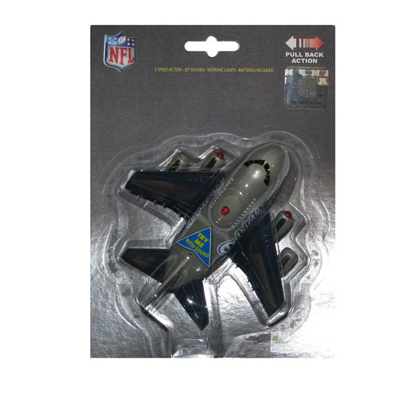 2012 Patriots Pull-Back Plane
