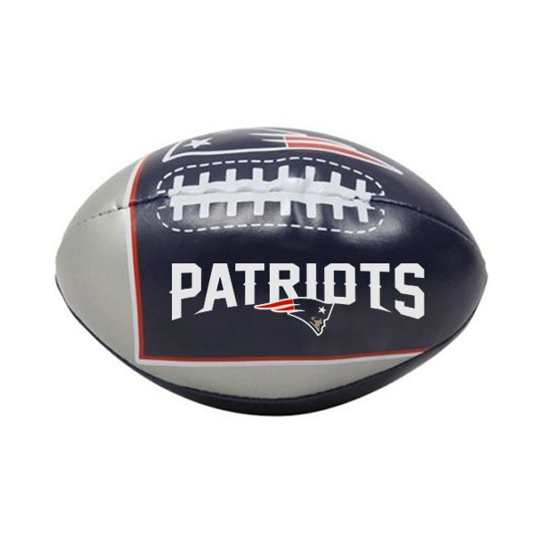Patriots Quick Toss Softee Football