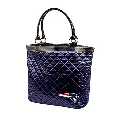 Patriots Quilted Tote Bag