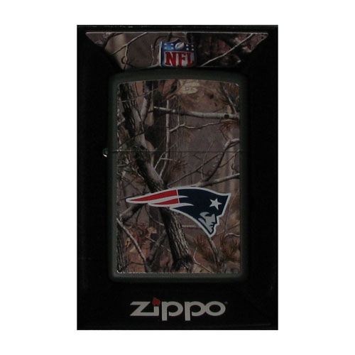 Realtree Camo Zippo Lighter