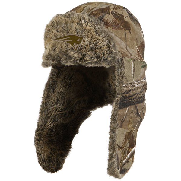 Realtree Camo Trooper Hat