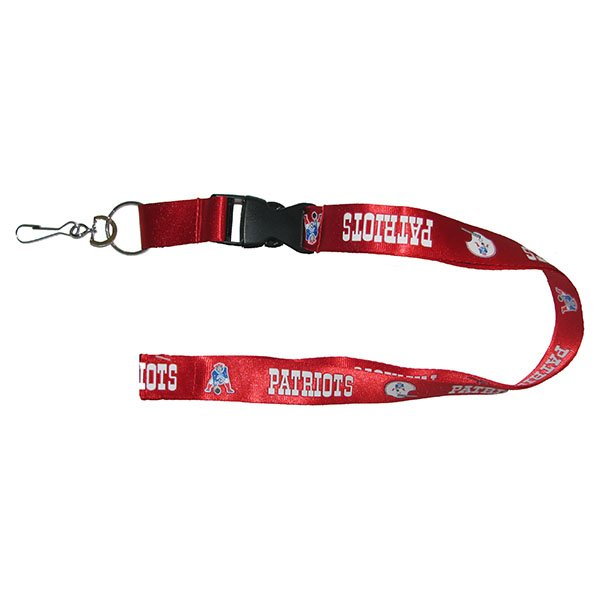 Throwback Lanyard-Red