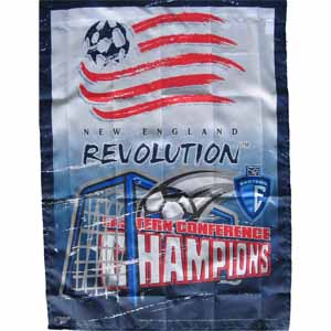 2005 Revs East Conf Banner