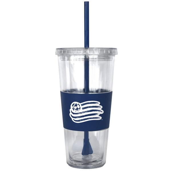 Revolution 22oz Tumbler w/Straw