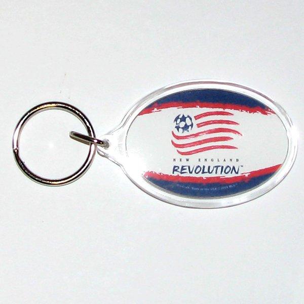 Revolution Acrylic Key Chain