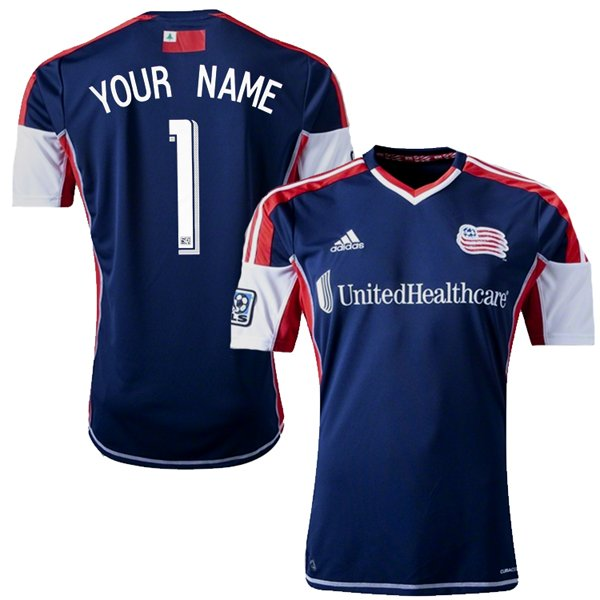 Revolution Custom 12/13 Replica Home Jersey
