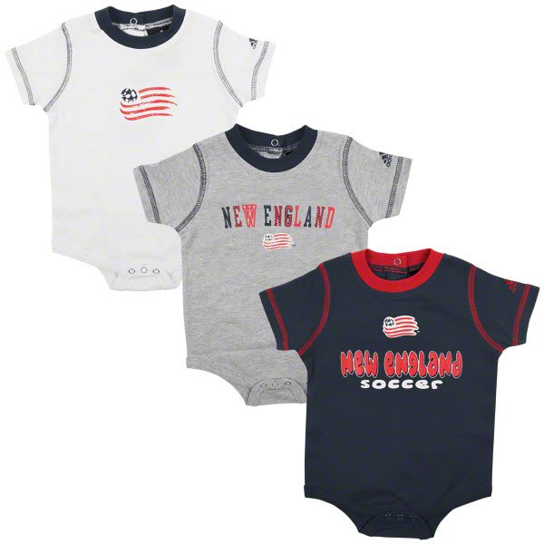 Infant Revolution Body Suit 3-Pack