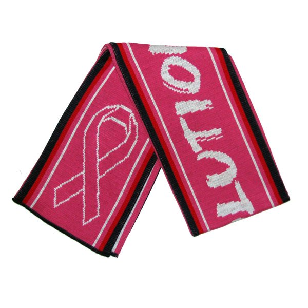 Revolution Pink Ribbon BCA Scarf