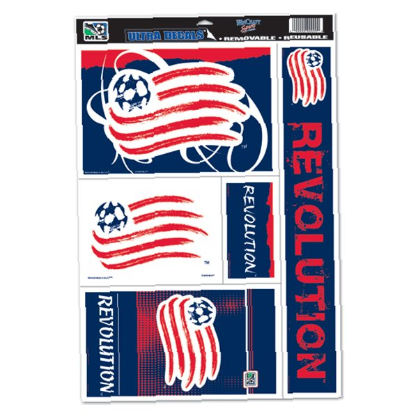 Revolution Ultra Decal Sheet