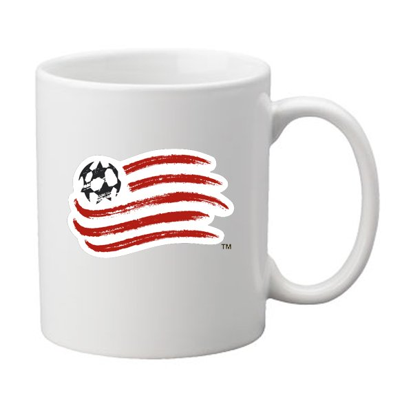 Revolution 11oz Coffe Mug-White