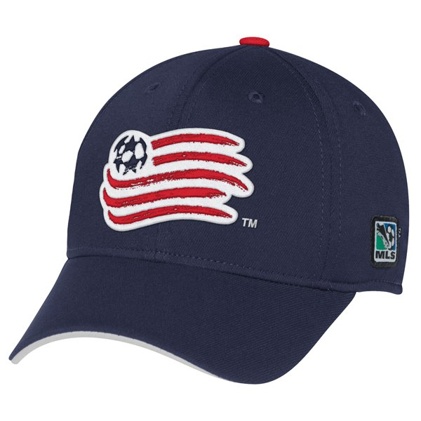Revolution 2014 Coaches FlexFit Cap-Navy