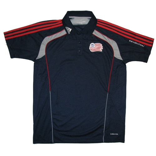 Revolution MLS East Polo-Navy