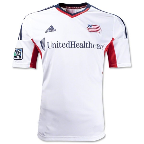 Revolution 12/13 Away Replica Jersey