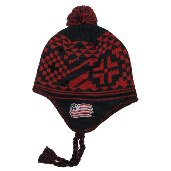 Revs 2012 Tassel Knit Hat