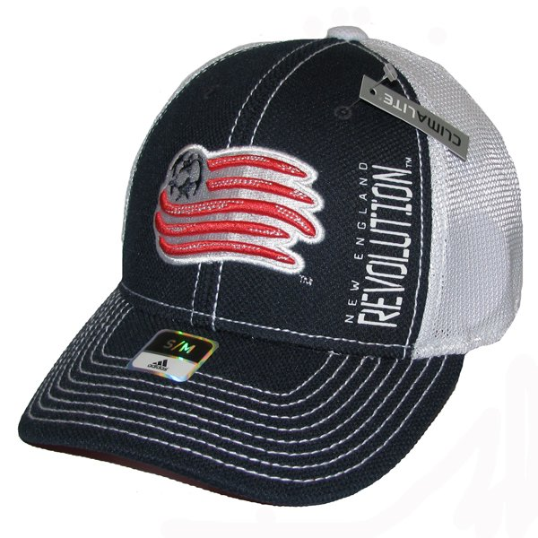 Revolution 2013 Coaches Flex Cap-Navy/White