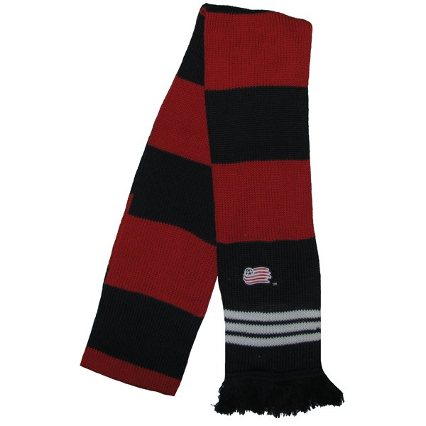 2013 Revolution Coaches Scarf