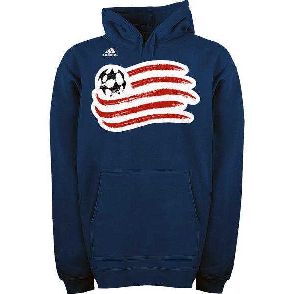 Revolution Basic Logo Hood-Navy