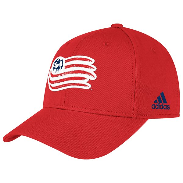 Revolution Basic Logo Structured Cap-Red