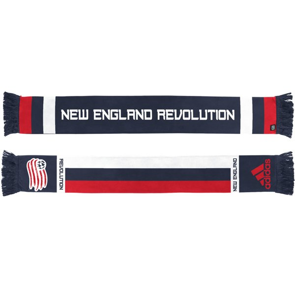 Revolution Block/Stripe Scarf