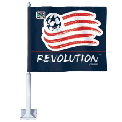 Rev Car Flag