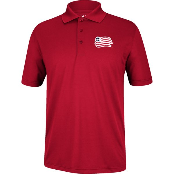 Revolution Climalite Polo-Red