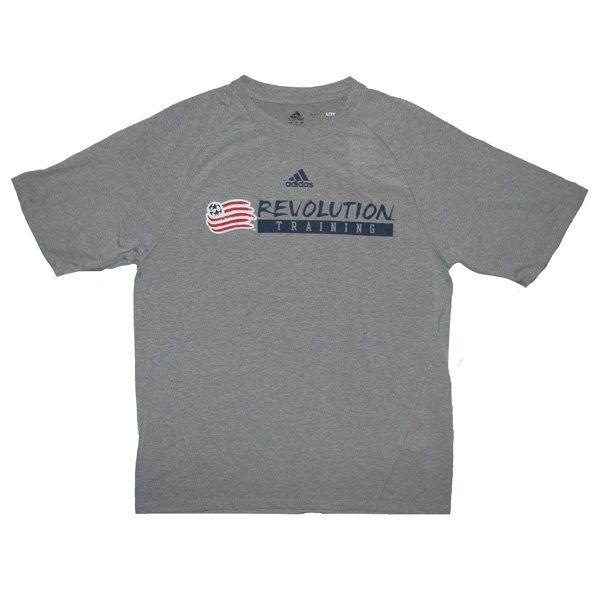 Revolution Elite Climalite Tee-Gray