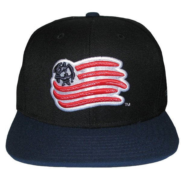 Revs Flat Brim Snap-Back Cap