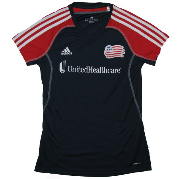 Revolution Ladies Replica 12/13 Home Jersey