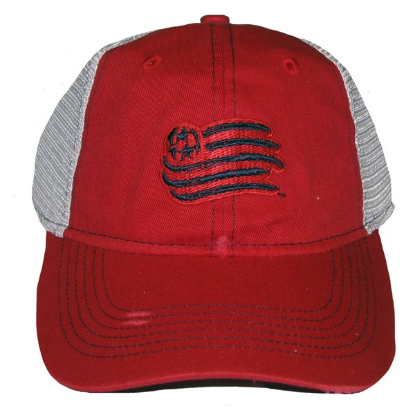 Ladies Revolution Slouch Cap-Red