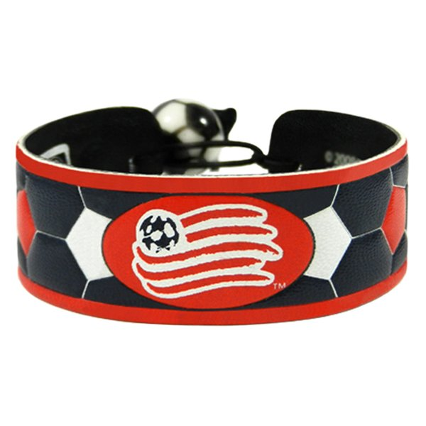 Revolution Leather Wristband