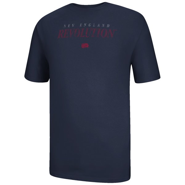 Revolution Make Your Mark Tee-Navy