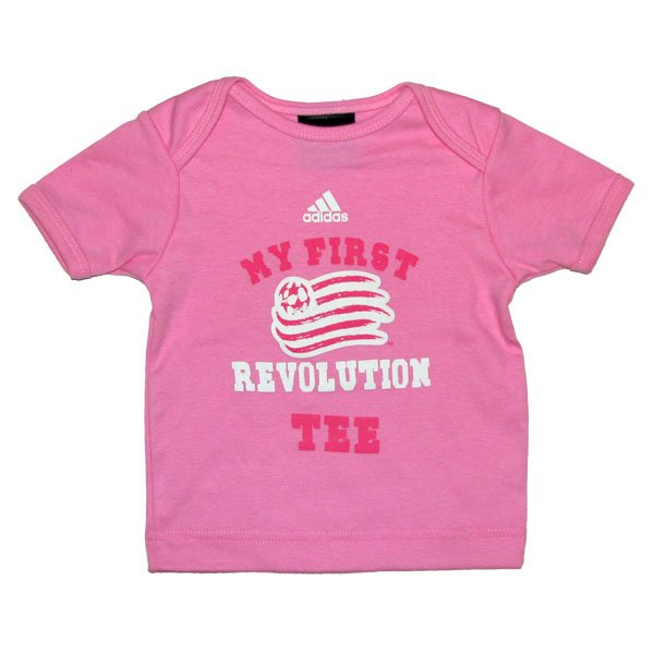 Revolution Infant My First Revs Tee-Pink