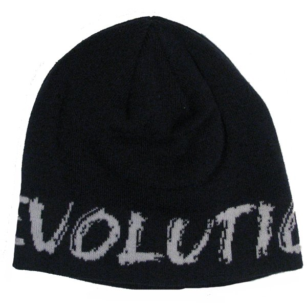 Revolution Authentic Team Knit Hat-Navy