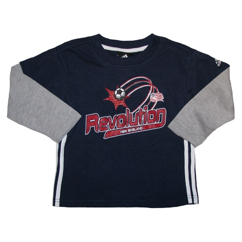 Preschool Revolution Layered Tee