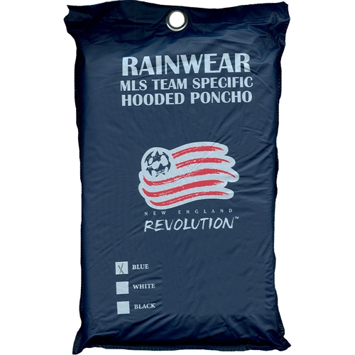 Revolution Rain Poncho