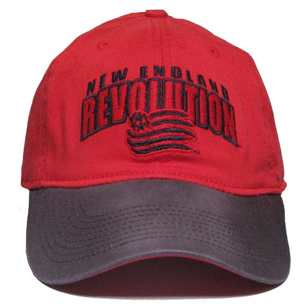 Revolution FlexFit Slouch Cap-Red